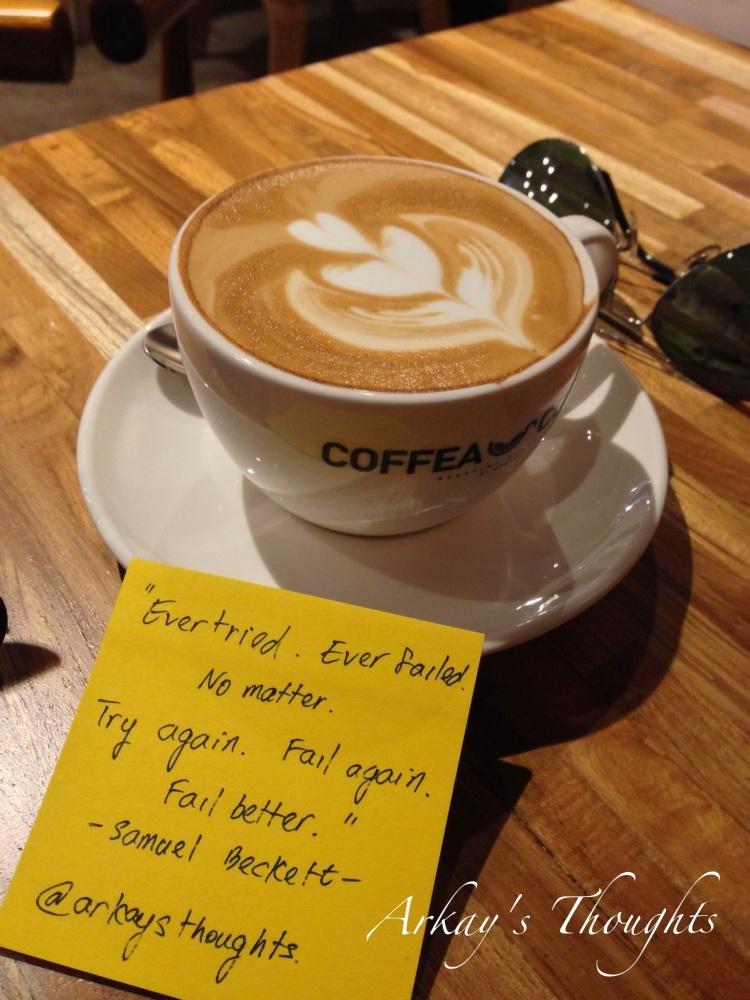 Reflections @coffeacoffeemy - Fibromyalgia Strikes Back (2/2)