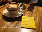 Being Busy Being Busy @CoffeaCoffeeMY