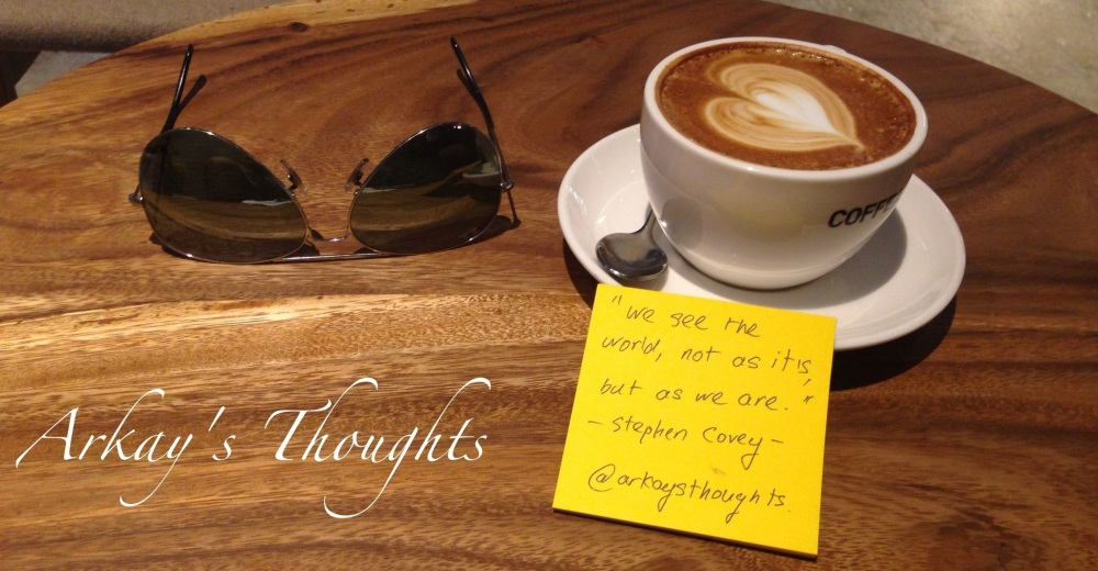 Life isn't always Smooth Sailing, We've got to Fight to Live. @CoffeaCoffeeMY